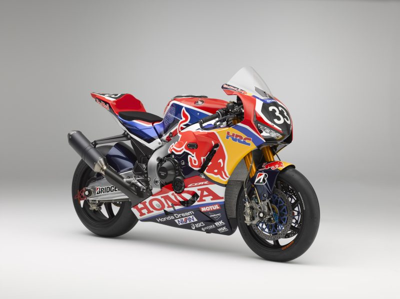 Livery Revealed for Red Bull Honda to Compete in Suzuka 8 hours