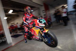 #33 Red Bull Honda