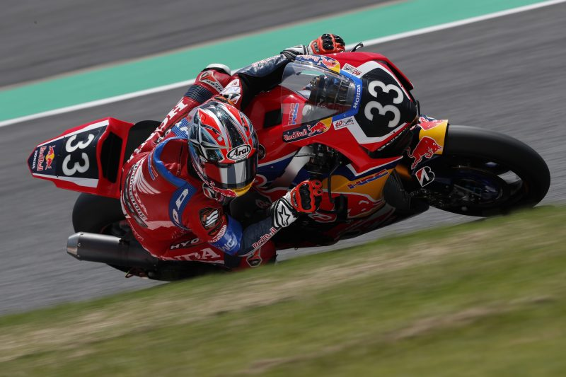 Suzuka 8 Hours – Red Bull Honda Fastest on Day 1 of Second Official Joint Test